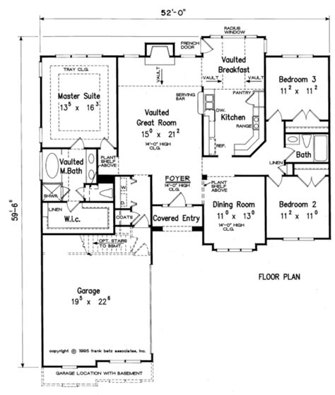 vermont house plans vermont home plans and house plans by frank betz associates