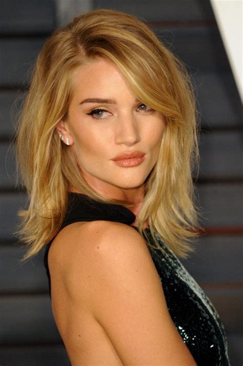 actresses with medium length haircuts celebrity shoulder length hairstyles