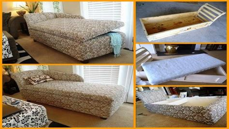 how to build a chaise lounge diy chaise lounge with storage how to build a chaise lounger