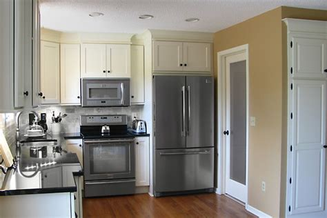 white kitchen cabinets rockford door style cliqstudios kitchen minneapolis by