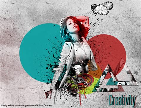photoshop cs5 tutorial watercolor photo manipulation creating a gray themed digital artwork in photoshop