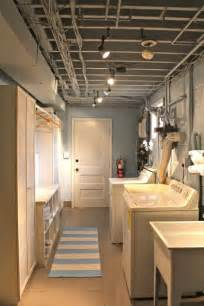 best 25 unfinished laundry room ideas on