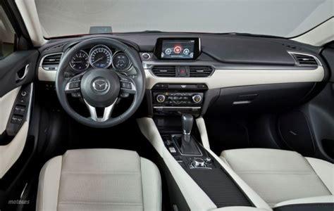 Mazda 6 2015 Interior by Mazda6 2015 Analizado Paso A Paso Motor Es