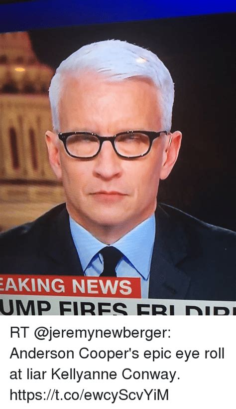 Anderson Cooper Meme - search eye roll meme memes on me me
