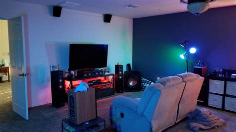 mini home theater   bedroom   shit format