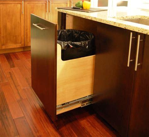 designer kitchen trash cans kitchenware designer kitchen custom 30 gallon trash can pull out contemporary