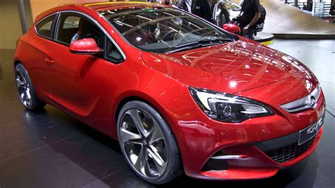 2014 opel astra j gtc pictures information and specs