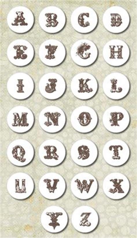 free printable victorian alphabet letters 1000 images about letters on pinterest cursive letters