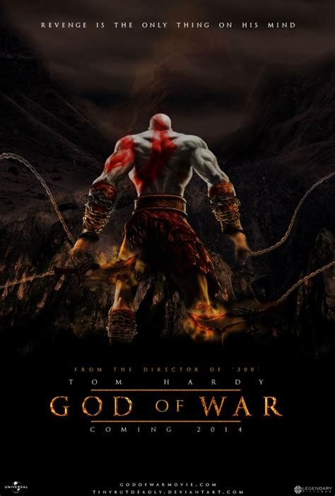 judul film god of war cool fan made video game movie poster art quot god of war