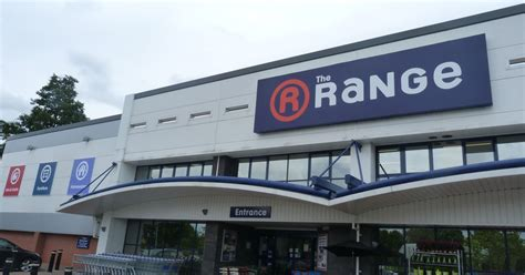 the range store the range is to open new store on deeside daily post