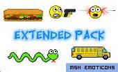 sherv net new simpsons msn pack msn emoticons display pics sherv net msn display pictures msn emoticons msn names
