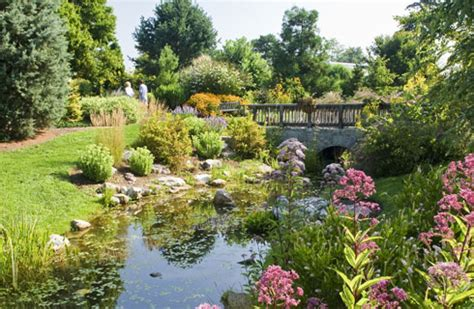 Hahn Horticulture Garden by The Top 20 Most Beautiful College Gardens And Arboretums