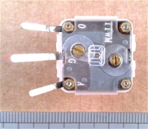capacitor variable radio variable capacitor