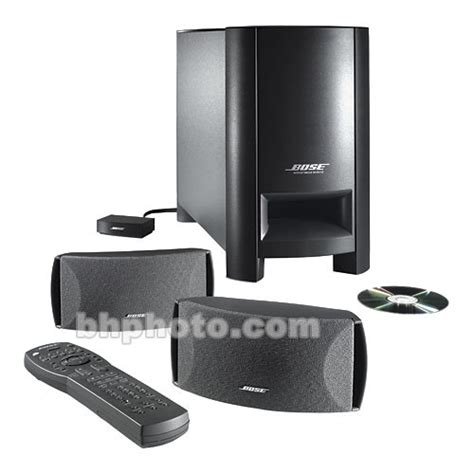 bose cinemate digital home theater speaker system 37487 b h