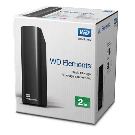 Ori Wd Elements Hardisk Eksternal 2tb 2 5 Usb3 0 Hitam 1 ổ cứng ngo 224 i wd elements 2tb 3 5 inch usb 3 0 gi 225 rẻ si 234 u bền