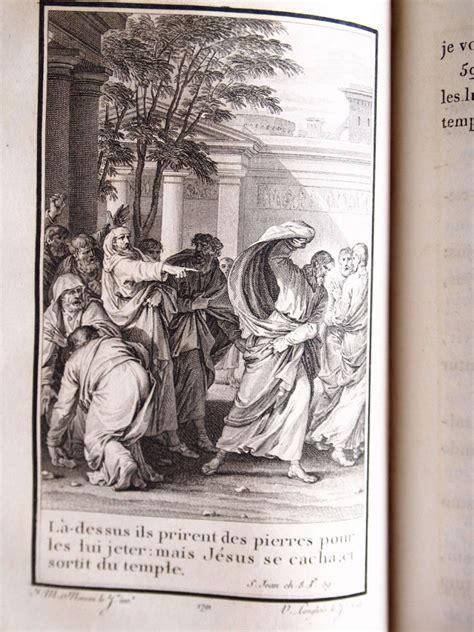 libro le latin et le le maistre de sacy le nouveau testament en latin et en fran 231 ais traduit par sacy edition