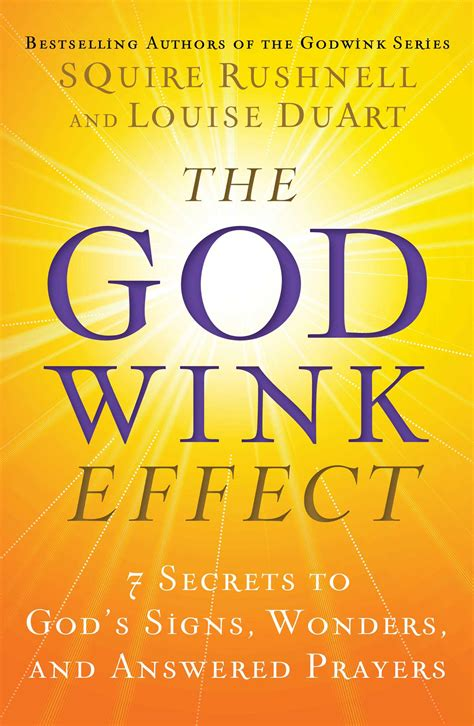 godwink stories a devotional the godwink series ebook the godwink effect book by squire rushnell louise duart