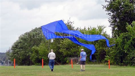 Md Windy windy weather helps solomons island kite day soar