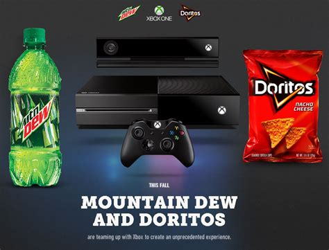 Doritos Xbox One Giveaway - dew and doritos quot every 2 minutes quot xbox one giveaway starts soon gaming age