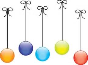 Silver And Gold Christmas Tree Decorations Christmas Ornaments Clip Art Clipart Best