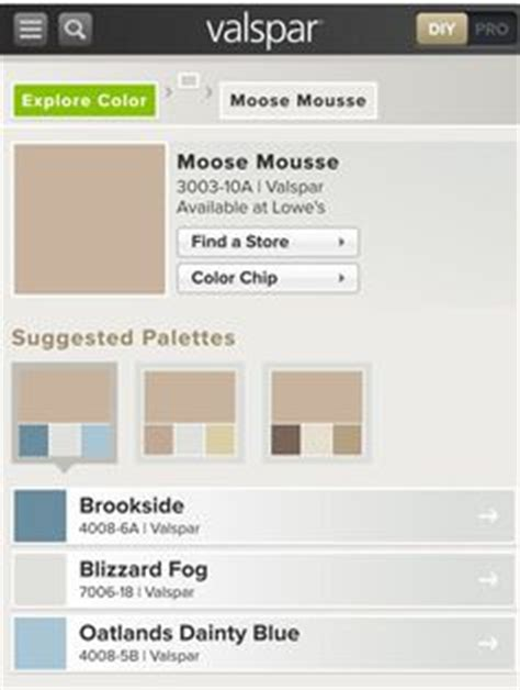 valspar 3003 10a moose mousse match paint colors myperfectcolor home paint