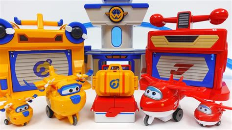 Workshop Play Set wings jett s runway and donnie s workshop playset