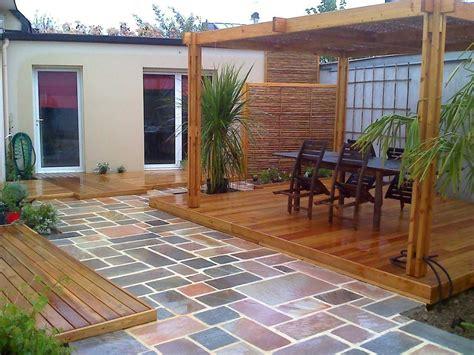 decoration mur exterieur maison deco exterieur jardin 51 avec stunning decoration jardin