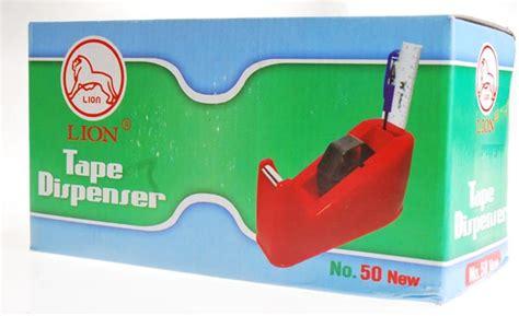 Dispenser Pemotong Lakban 2 Inc Cutter Plakban dispenser no 50