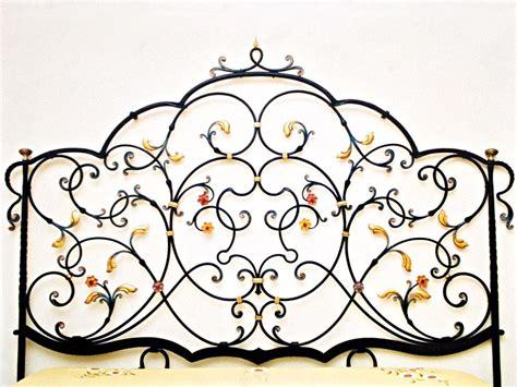 testiere letto in ferro battuto beautiful testiera letto ferro battuto images skilifts