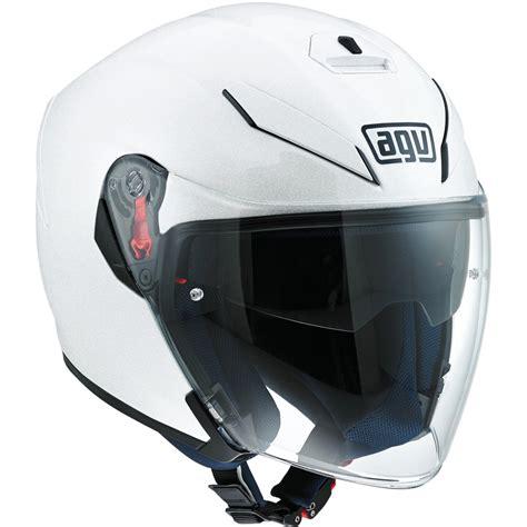 Helm Agv K5 Jet helmet agv k 5 jet pearl white 183 motocard united kingdom