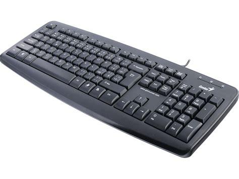 Genius Kb 110x Value Desktop Keyboard genius kb 110 usb keyboard driver