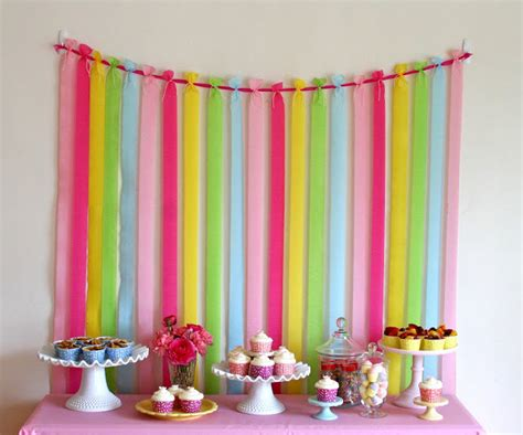 cheap party decorations party favors ideas