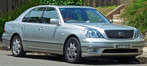 lexus sedan 2000 file 2000 2003 lexus ls 430 ucf30r sedan 2011 01 05