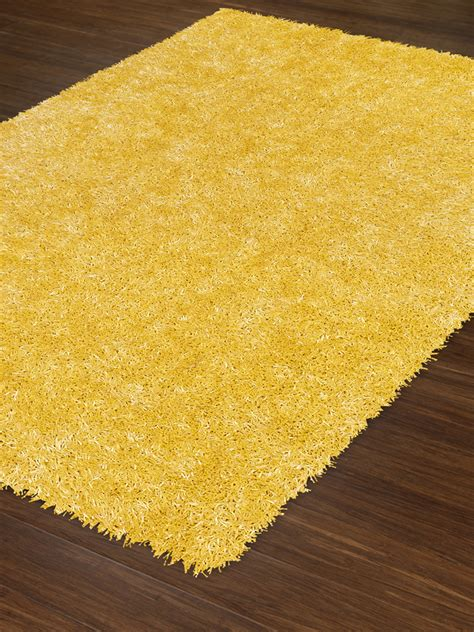lemon rugs dalyn area rugs bright lights rug bg69 lemon shag flokati rugs area rugs by style free