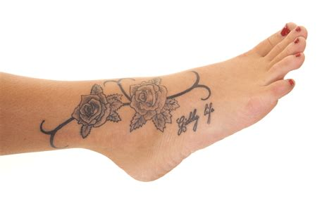 what to consider before getting a foot tattoo dr numb blog