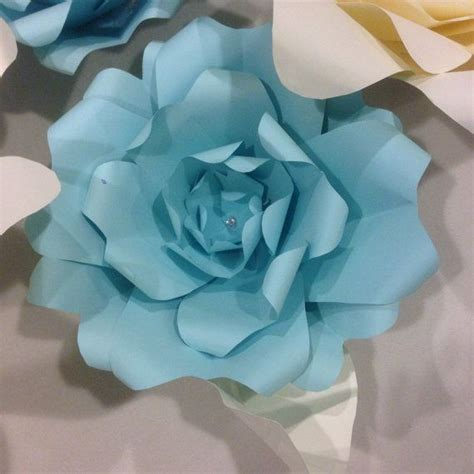 giant paper flowers pattern 49 best decoraciones con flores de papel images on