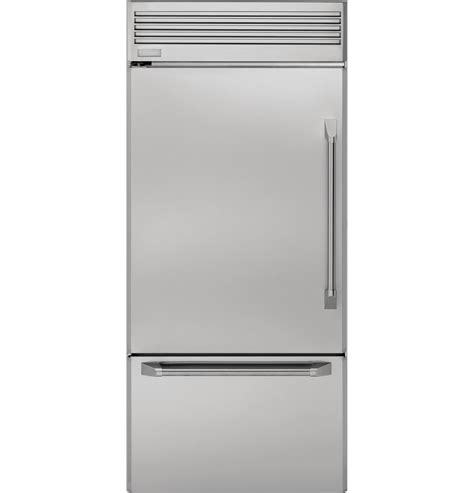 ge monogram refrigerator ge monogram built in refrigerators bottom freezer built in