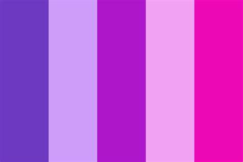 purple color combinations purple madness color palette