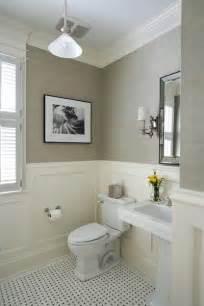 Traditional Half Bathroom Ideas » Ideas Home Design