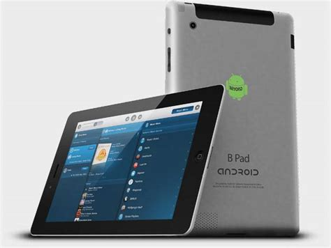 Tablet Android Beyond tablet android murah terbaik harga juli 2012