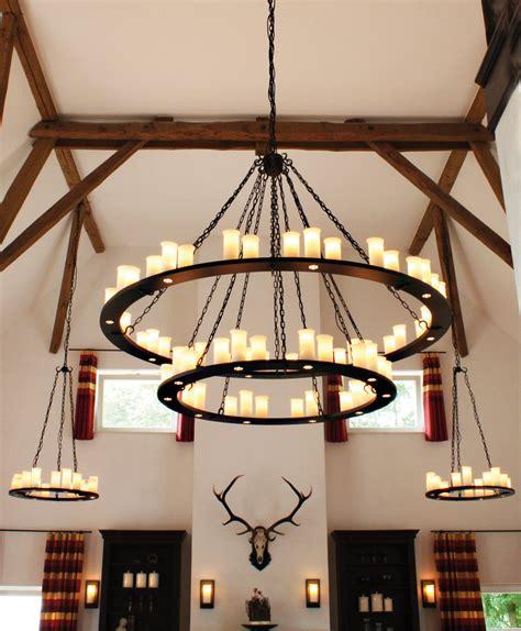 Eisen Kronleuchter Schwarz by Kerzenleuchte Hl 2430 Schmiedeeisen H 228 Ngeleuchte Casa Lumi