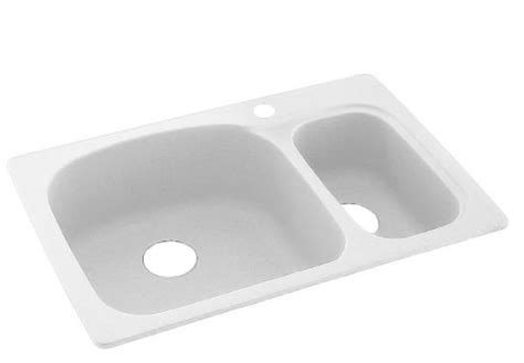 Small Bowl Kitchen Sink Best Swanstone Ksls 3322 010 33 Inch By 22 Inch Large