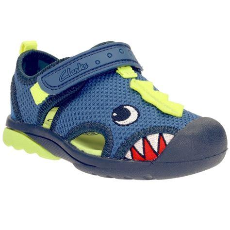 dinosaur shoes for clarks curl boys dinosaur sandals charles clinkard