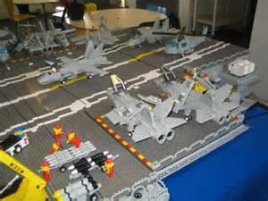 porte avion en lego 2 232 me partie lego technic