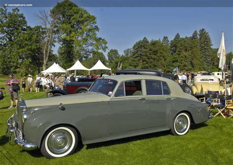 rolls royce silver cloud 1956 rolls royce silver cloud lwb conceptcarz