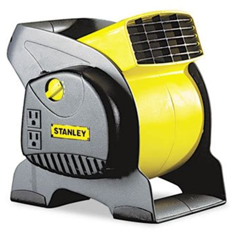 stanley 655704 high velocity blower fan yellow lasko 655704 three speed high velocity blower fan black