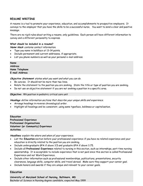career objective essay resume tips career objective career goals for