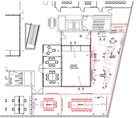 meeting room floor plan interior design ideas