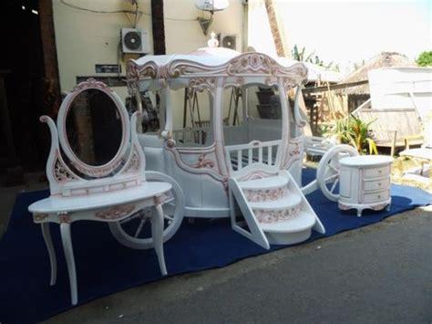 cinderella bed pumpkin carriage bed custom furniture