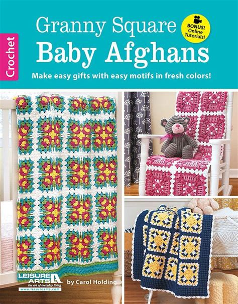 square afghans for infants and children donna s square patterns books 17 best images about pattern books on afghan